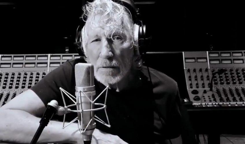 """(VIDEO) Roger Waters cântă """"Mother"""" în carantină"""