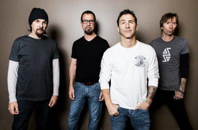 Godsmack, pe locul 1 în Statele Unite