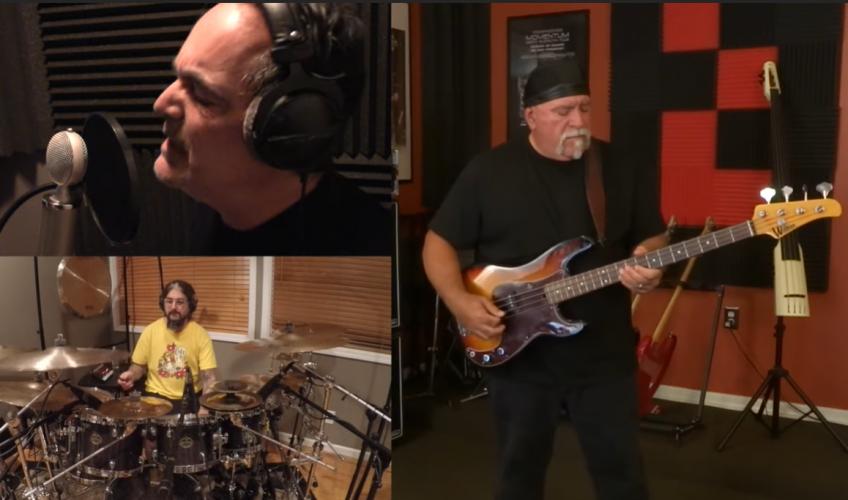 Vezi noul cover al lui Neal Morse, Mike Portnoy și Randy George la o piesă a lui Ringo Starr