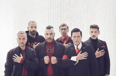 Rammstein anunță datele turneului european reprogramat anul viitor