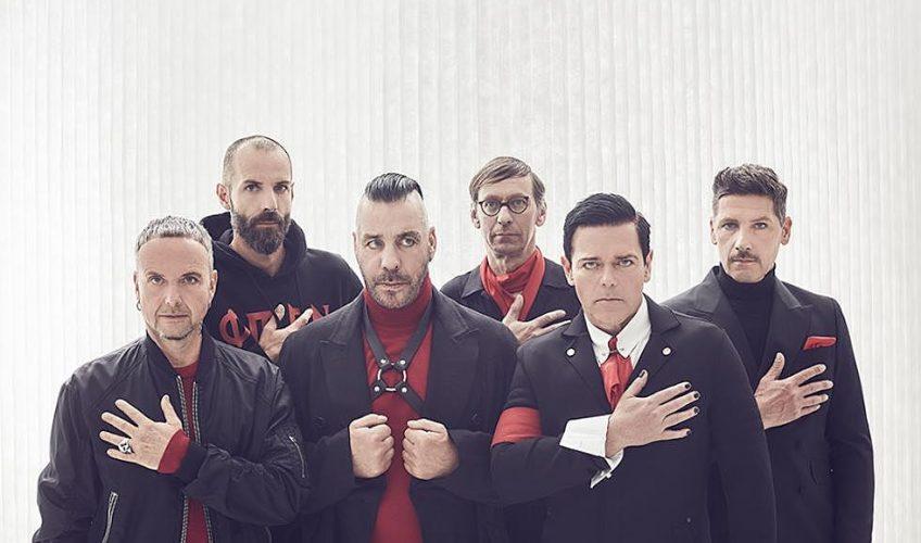 Să fi început Rammstein lucrul la un nou album?