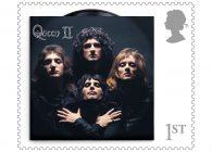 Queen, celebrată cu 13 noi timbre poștale