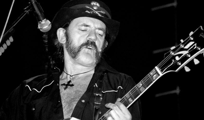 Un film despre viața lui Lemmy Kilmister ar putea fi gata anul viitor