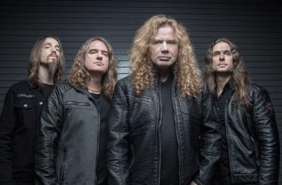 Dave Mustaine a revenit la muzică imediat după lupta cu cancerul
