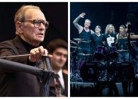 """Metallica îi aduce tribut lui Ennio Morricone: """"Compozițiile tale sunt veșnice"""""""