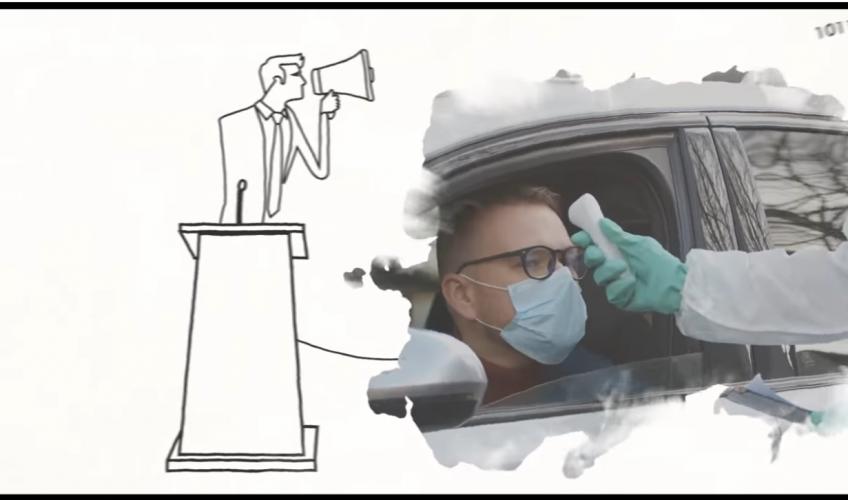 Urmărește videoclipul animat pentru single-ul solo al lui Roger Taylor