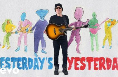 "(VIDEO) Joe Satriani a lansat un videoclip animat pentru piesa ""Yesterday's Yesterday"""