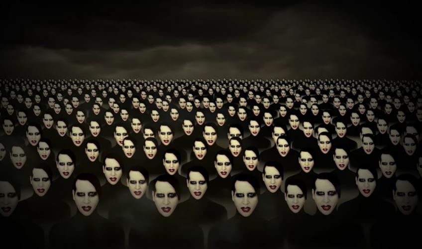 """Marilyn Manson a lansat prima piesă de pe viitorul album, """"We Are Chaos"""""""