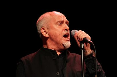 Albumele live ale lui Peter Gabriel vor fi relansate pe vinil