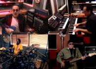 "Morse/Portnoy/George lansează un video la cover-ul Jethro Tull, ""Hymn 43"""