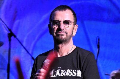 Ringo Starr va difuza Big Birthday Show, azi, când împlinește 80 de ani