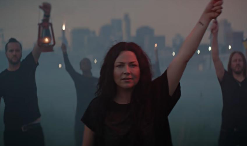"Urmărește ""Use My Voice"", noul videoclip Evanescence"