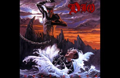 """Holy Diver"" al lui Dio va deveni carte de benzi desenate"