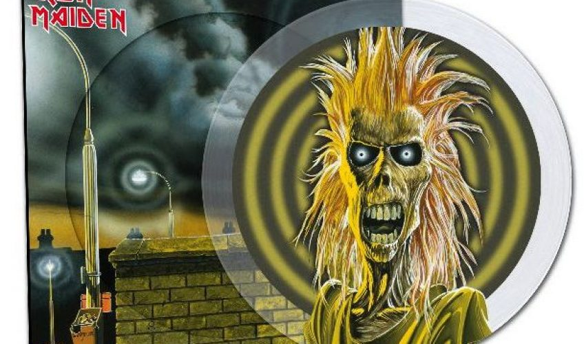 Iron Maiden sărbătorește 40 de ani de la apariția albumului de debut relansându-l pe vinil