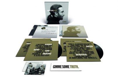 Piese solo ale lui John Lennon, complet remixate pentru o nouă compilație