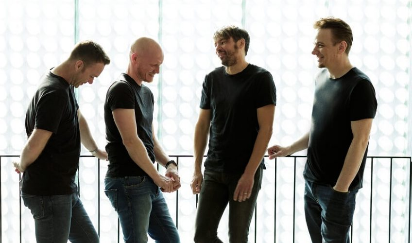 "Pineapple Thief a lansat videoclipul piesei ""Versions Of The Truth"""