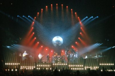 "Concertul ""Delicate Sound Of Thunder"" al Pink Floyd, lansat în cinematografe"