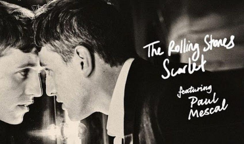 """Urmărește-l pe actorul Paul Mescal în videoclipul Rolling Stones, """"Scarlet"""""""