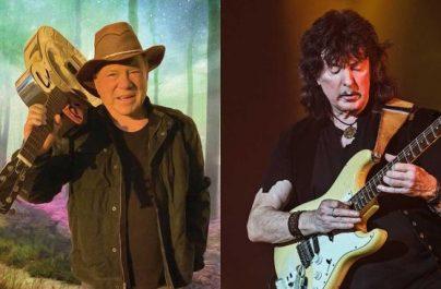 Duet inedit, William Shatner/Richie Blackmore, pe albumul blues al actorului