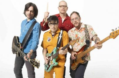 "Weezer a lansat ""Beginning Of The End"", un nou single din coloana sonoră a filmului ""Bill & Ted Face The Music"""