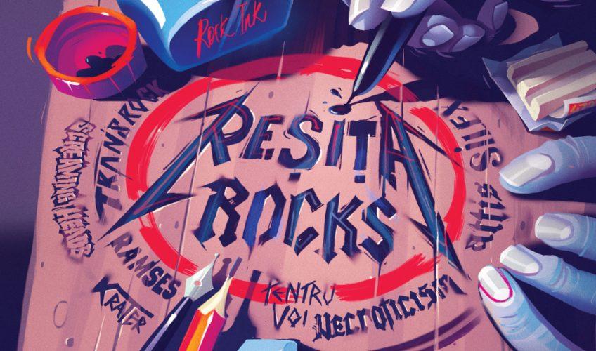 """Reșița Rocks a lansat albumul """"Născuți din foc"""""""