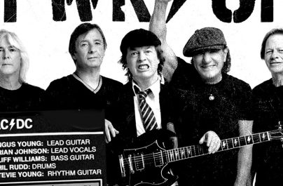 """""""Power Up"""" s-ar putea să nu fie ultimul album AC/DC. Trupa anunță un nou single"""