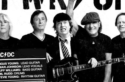 "Vezi ""Realize"", cel mai recent videclip AC/DC"