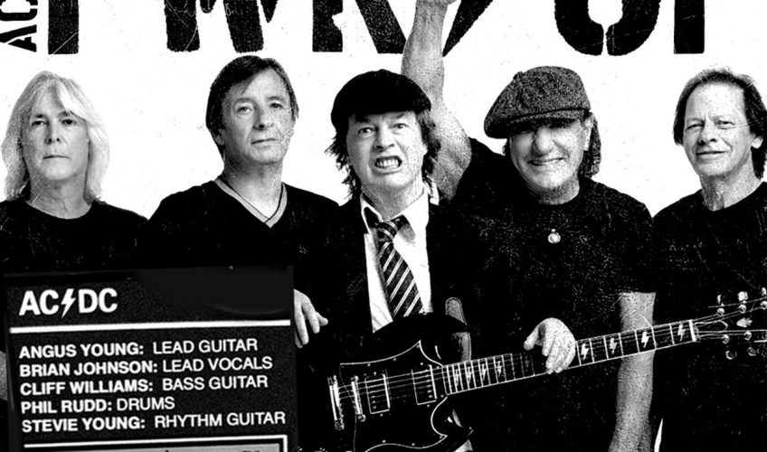 "Ascultă noul single AC/DC, ""Realize"""