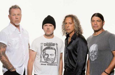 """James Hetfield: """"Să cânt Unforgiven III pe S&M2 a însemnat enorm pentru mine"""""""