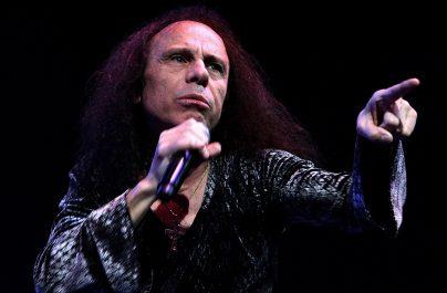 Noaptea în care Ronnie James Dio a cântat în ultimul concert