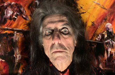 Alice Cooper va citi povești de groază într-o nouă experiență online