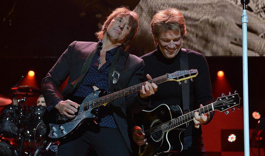 """Richie Sambora despre o eventuală reuniune Bon Jovi: """"Nu o iau în calcul"""""""