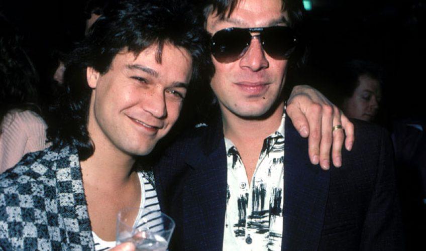"""Alex Van Halen, către fratele său decedat: """"Ne vedem dincolo"""""""