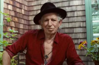 "Keith Richards lansează videcolipul piesei din 1992, ""Hate It When You Leave"""