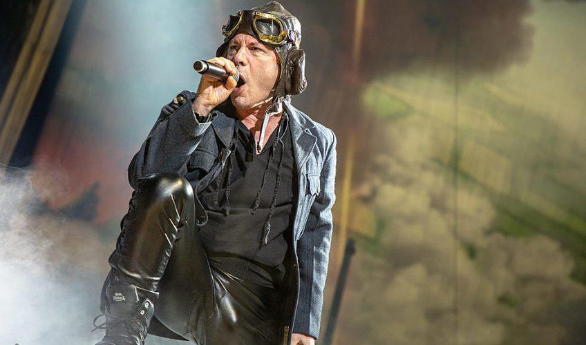 """Iron Maiden lansează """"Sign Of The Cross"""" de pe noul album live, """"Legacy Of The Beast"""""""