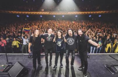 Dream Theater a înregistrat un medley cu piese de Crăciun pentru a-și susține echipa de concerte
