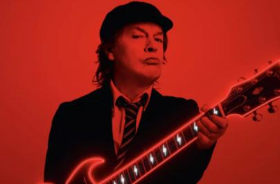 """(VIDEO) În culise la filmarea videoclipului AC/DC, """"Shot In The Dark"""""""
