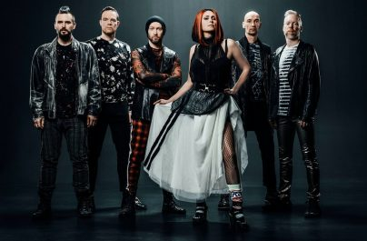 "Within Temptation anunță un nou single, ""The Purge"""