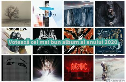 Cel mai bun album al anului 2020