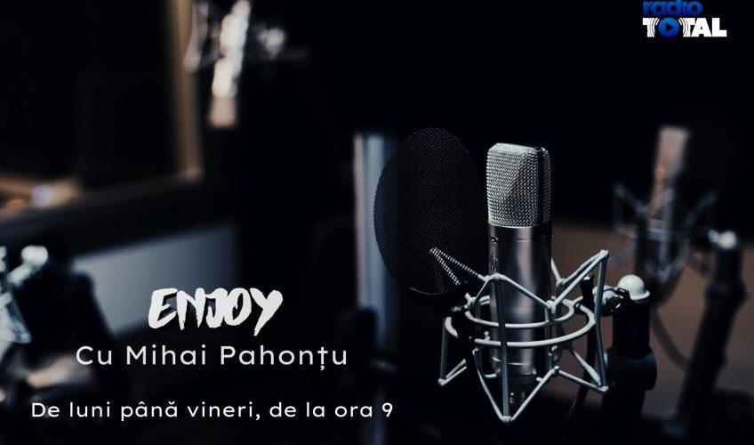 """""""Enjoy"""" cu Mihai Pahonțu. Invitat: Nelu Brîndușan (4 februarie)"""