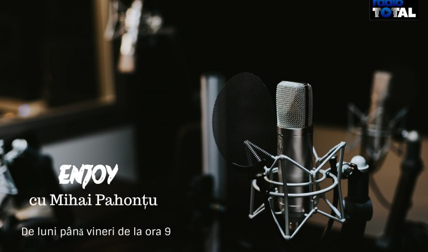 (Audio) ENJOY cu Mihai Pahonțu – ediția din 18 ianuarie 2021