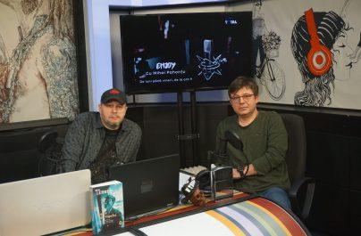 """Enjoy"" cu Mihai Pahonțu. Invitat: Bogdan Munteniță, vocalist RIT"