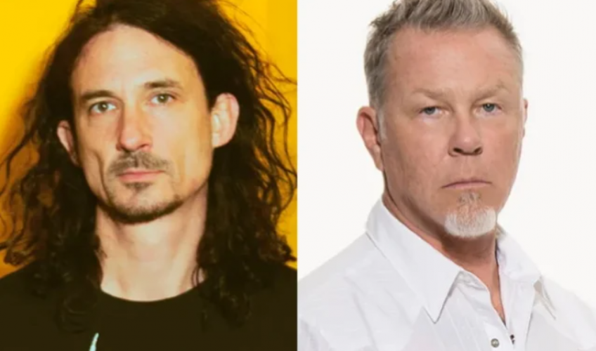 "Joseph Duplantier (Gojira): ""James Hetfield m-a inspirat să cânt la chitară"""