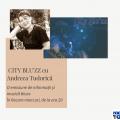 (Audio) City Blu'zz cu Andreea Tudorică (16 iunie)