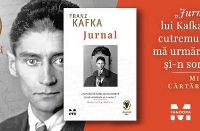 Jurnalullui Franz Kafka, lumea interioară a unui om care s-a simțit toată viața un proscris