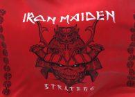 "Ascultă noul single Iron Maiden, ""Stratego"""